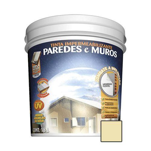 Imagem do produto HYDRONORTH - MANTA LIQ 18L MARFIM PARED/MUROS**