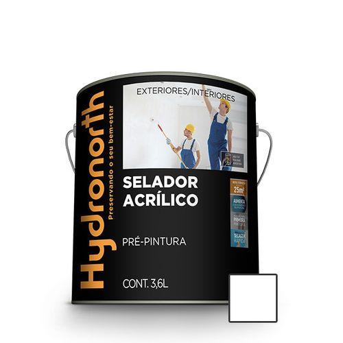 Imagem do produto HYDRONORTH - SELADORA ACRILICA  GALAO 3,6L