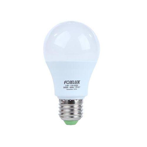 Imagem do produto FOXLUX - LAMP LED A60 09W-803LM 6500K