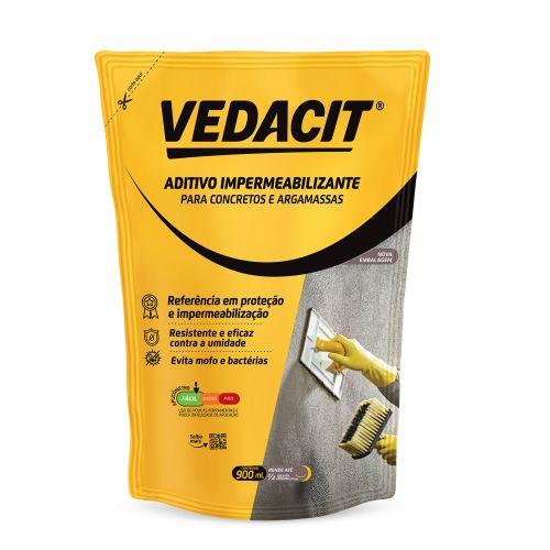 Imagem do produto VEDACIT A POTE 1L