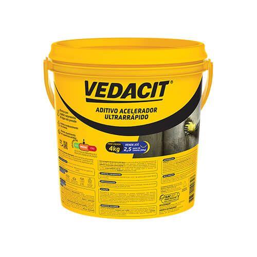 Imagem do produto VEDACIT RAPIDISSIMO B 4KG
