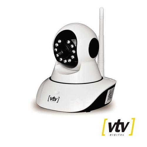 Imagem do produto VTV - CAMERA CLOUD IP PANTILT GRAV AUD/VIDEO**