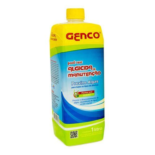 Imagem do produto GENCO - ALGICIDA MANUT 1LT POOL TRAT