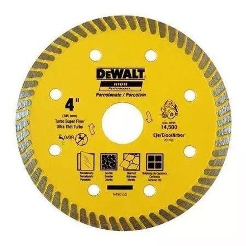 Imagem do produto DEWALT - DISCO DIAM PORCELANATO DW57400BH