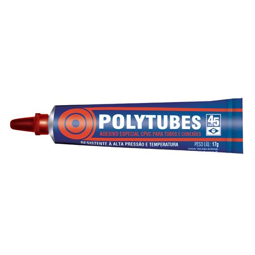 Imagem do produto POLYTUBES - ADESIVO CPVC 17G*