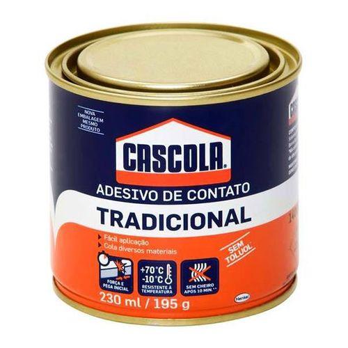 Imagem do produto CASCOLA - COLA CONTATO 195G S/TOLUOL