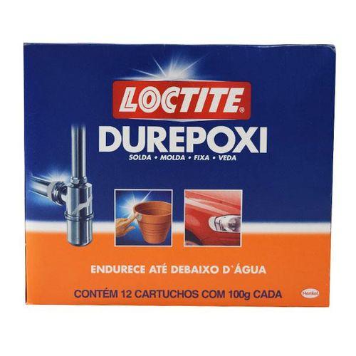 Imagem do produto HENKEL - COLA EPOXI MASSA 100G DUREPOXI
