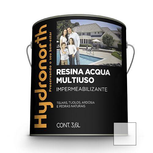 Imagem do produto HYDRONORTH - RESINA B.AGUA  3,6L INCOLOR*