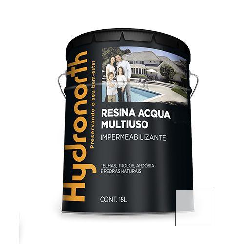 Imagem do produto HYDRONORTH - RESINA B.AGUA 18L INCOLOR*