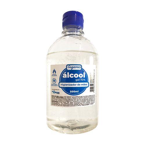 Imagem do produto PLASTCOR - ALCOOL GEL ANTISSEPTICO 70% 500ML*