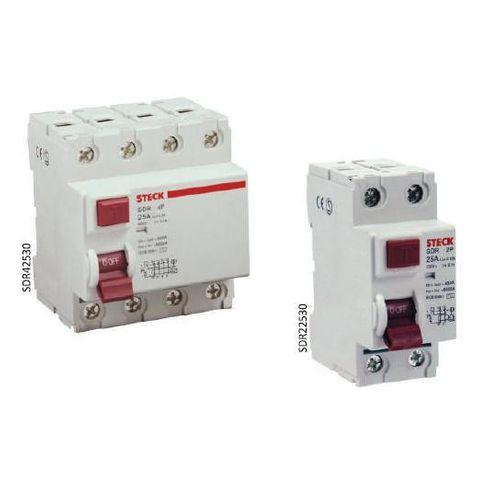 Imagem do produto STECK - INTERRUPTOR FUGA DR 2P 125A 30MA