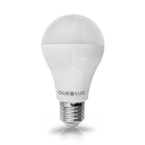 Imagem do produto OUROLUX - LAMP LED A60 09W-860LM 6500K