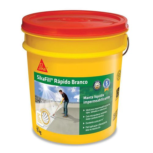 Imagem do produto SIKA - SIKAFILL RAPIDO BR 15KG