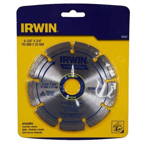 Imagem do produto IRWIN - DISCO DIAM SEGM