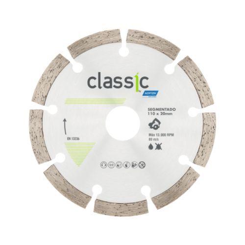 Imagem do produto NORTON - DISCO DIAM SEGM CLASSIC