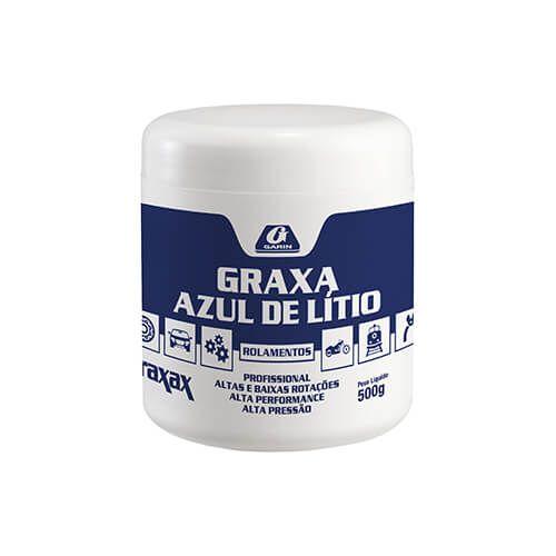 Imagem do produto GARIN - GRAXA AZUL LITIO 500G*