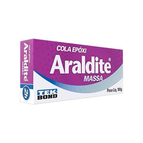 Imagem do produto TEK BOND - COLA EPOXI MASSA 100G ARALDITE
