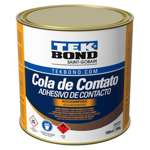 Imagem do produto TEK BOND - COLA CONTATO 200G*