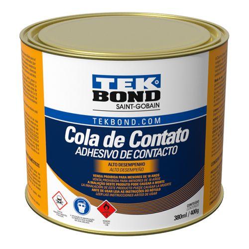 Imagem do produto TEK BOND - COLA CONTATO 400G*