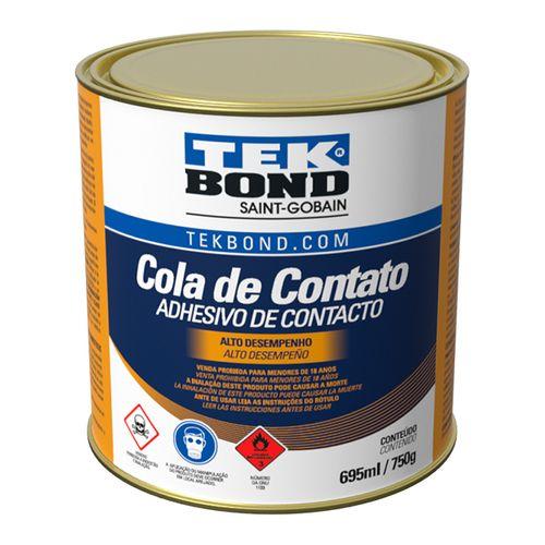 Imagem do produto TEK BOND - COLA CONTATO 750G*