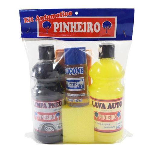Imagem do produto PINHEIRO - KIT AUTO SH/PRET/SIL/ESPON/FLAN*