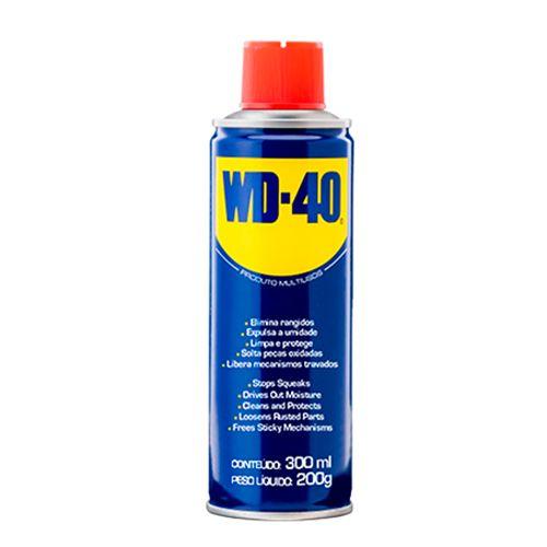 Imagem do produto WD-40 - OLEO LUBRIFICANTE 300ML