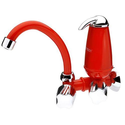 Imagem do produto ACQUA - TORN BICA MOVEL C/FILTRO ABS VERMELHO/CR