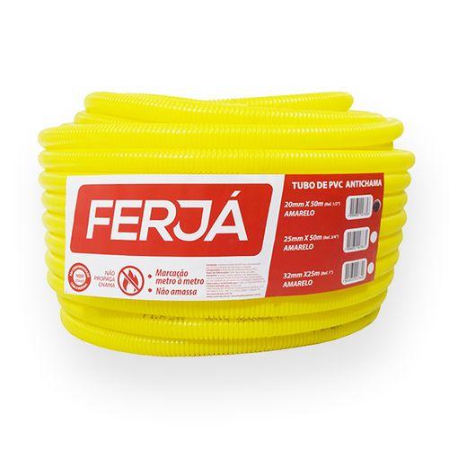 Imagem do produto FERJA - CORRUGADO PVC 25MM AM METRO/50