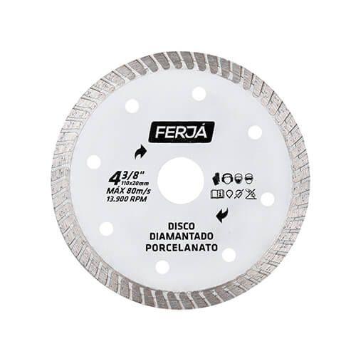 Imagem do produto FERJA - DISCO DIAM PORCELANATO 43/8 PRO